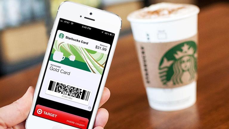 Starbucks mobil uygulamasına güncelleme