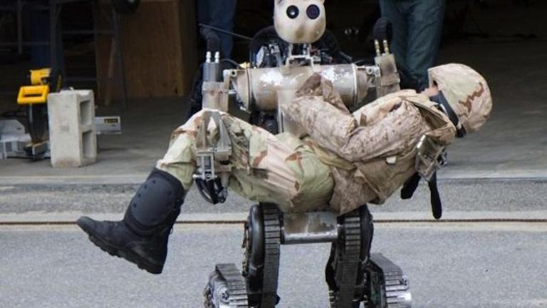 Pentagon'un büyük robot yarışı başlıyor!