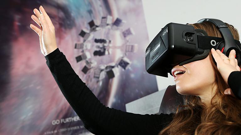 sanal gerceklik oculus