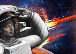 Elon Musk Mars'a 1 milyon insan gönderecek