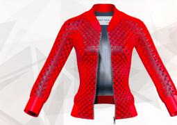 3d baskı ceket