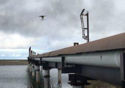 Drone ve robotlar endüstriyel kontrolde kullanılıyor
