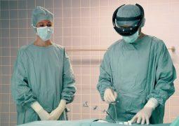 Kanser ameliyatında Hololens kullandılar