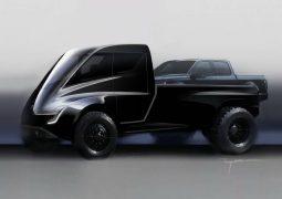 Tesla'dan elektrikli pickup geliyor