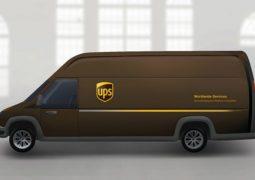 UPS sıfır emisyon filosu kuruyor