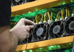 Bitcoin madencileri