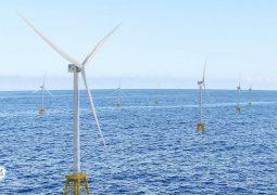 Dünyanın en büyük açık deniz rüzgar türbini!