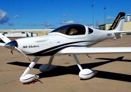 Elektrikli uçak