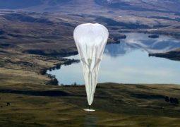 İnternet balonları Kenya'da hizmete başlıyor