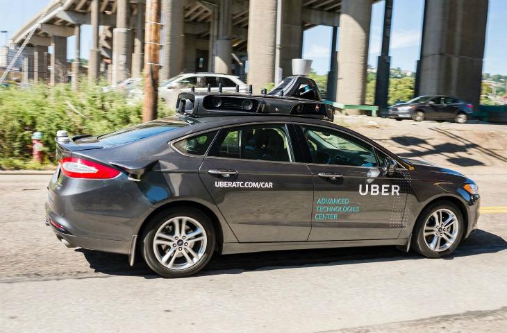 Toyota ve Uber