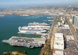 Hacker'lar San Diego limanını rehin aldı