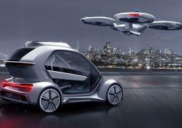 Toyota uçan otomobil patenti için başvuru yaptı
