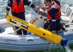 Taşınabilir otonom su altı aracı geliştirildi