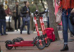 Elektrikli scooter'lara salgın hastalık muamelesi