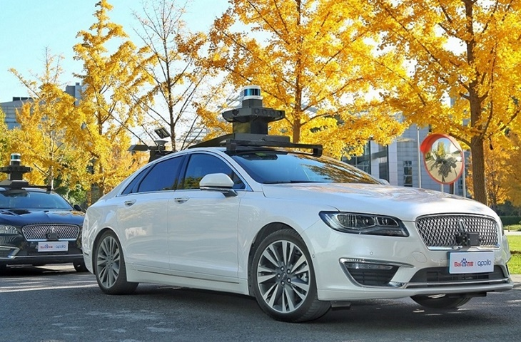 Volvo ve Baidu
