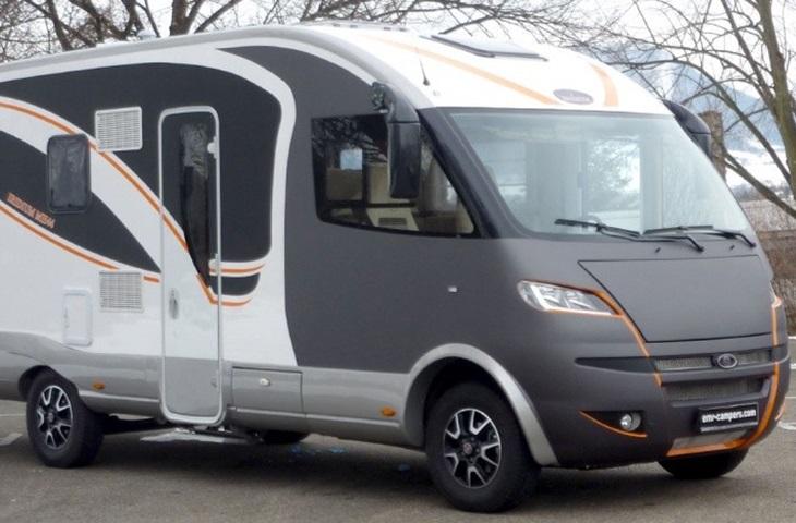 elektrikli karavan