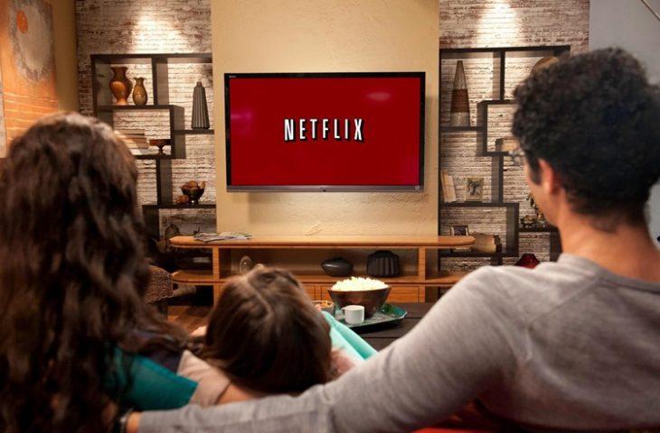 Netflix izlenme