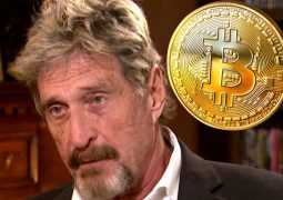 McAfee Bitcoin tahmini hakkında konuştu