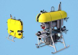 Deniz robotu Mezobot araştırma yapacak