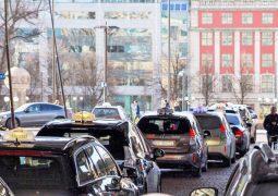 Elektrikli taksiler kablosuz şarj edilecek