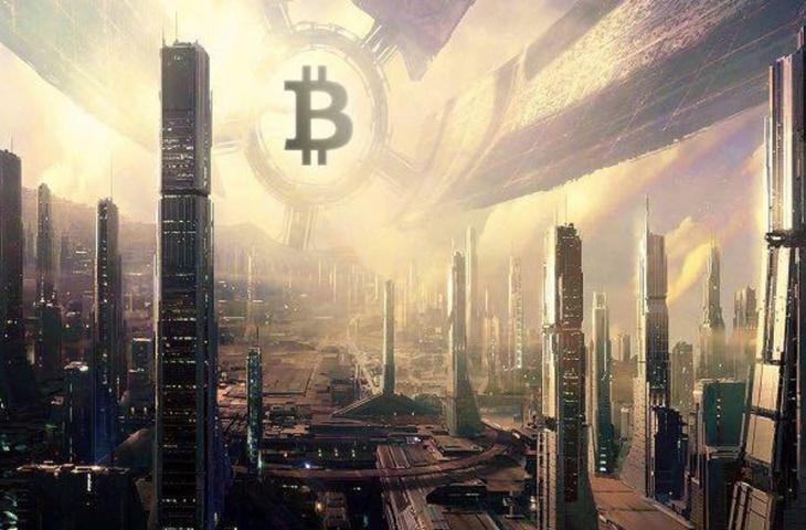 Bitcoin şehri