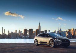 Jaguar'ın elektriklisi I-PACE'e Dünyada Yılın Otomobili ödülü