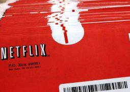 Netflix DVD kiralama