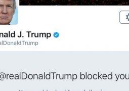 Mahkeme kararı: ABD Başkanı Twitter'da hiç kimseyi engelleyemez
