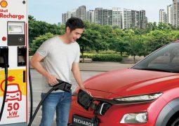Shell elektrikli araç şarj hizmeti sunacak