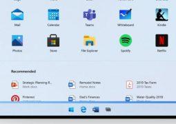 Windows 10'un yeni masa üstü görüntüsü sızdı