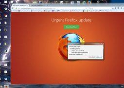 Firefox güncellemesi