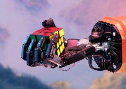 Rubik küpü çözen robot