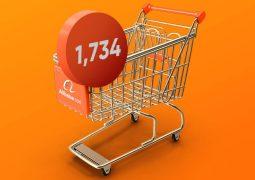 Alibaba satış istatistikleri