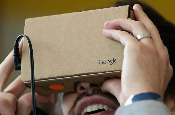Google Cardboard açık kaynaklı