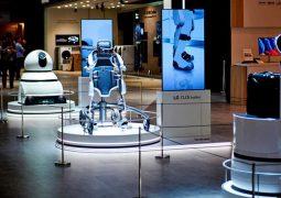 LG robotlar