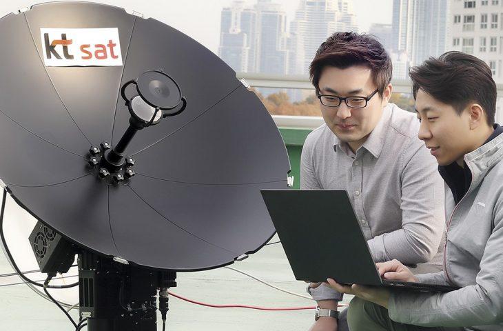 Uydu bağlantısıyla 5G