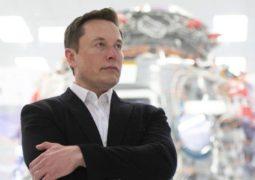 Elon Musk dans şarkısı yayınladı