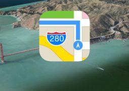 Apple Haritalar uygulaması