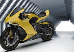 BlackBerry elektrikli motosiklet geliştiriyor