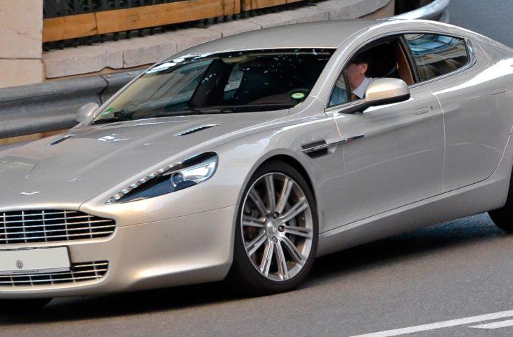 Elektrikli Aston Martin