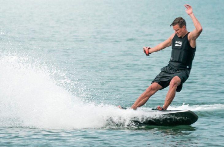 Elektrikli sörf tahtası