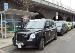 Elektrikli taksiler için kablosuz şarj