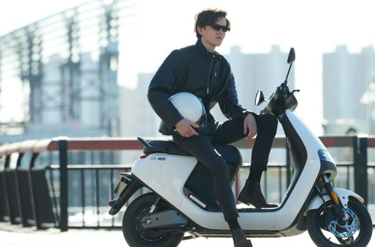 Segway elektrikli motosiklet