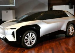 Subaru elektrik araç