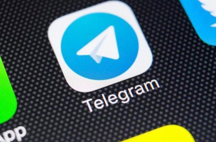 Telegram güncelleme