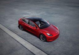Tesla araçlar