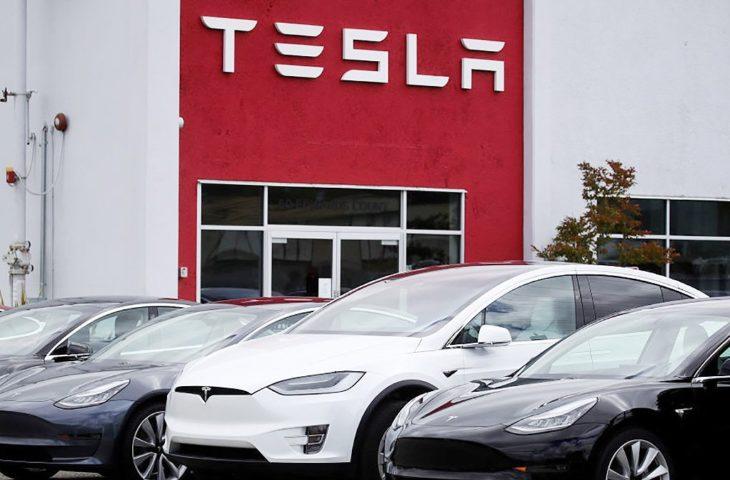 Tesla fabrikası