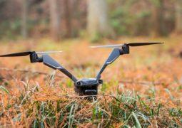 V kanatlı drone tanıtıldı