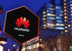 ABD ile Huawei