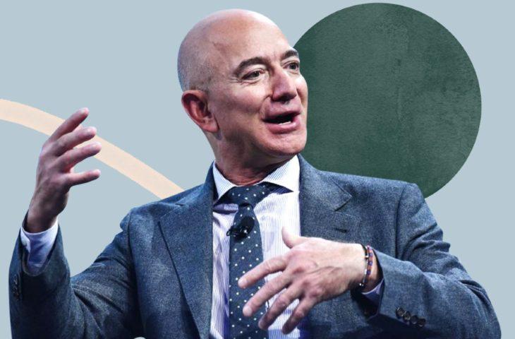 Jeff Bezos iklim değişikliği
